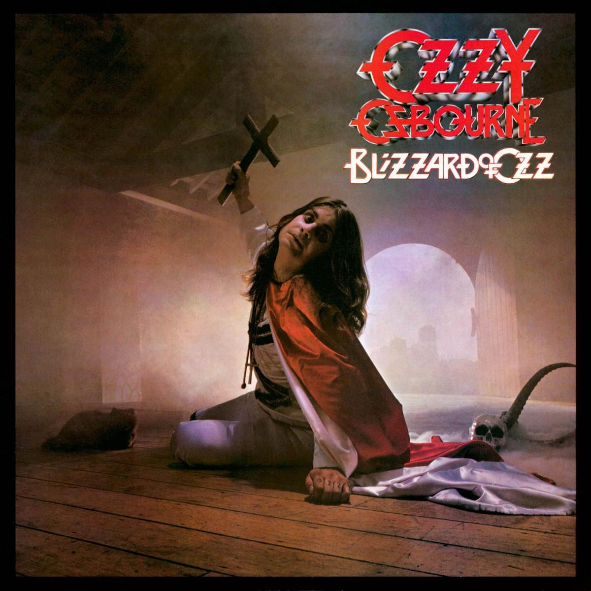 Osbourne, Ozzy: Blizzard of Ozz (1980)