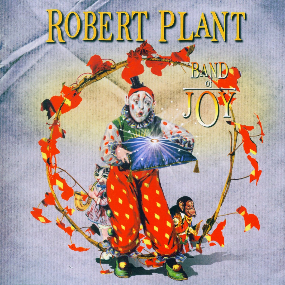 Plant, Robert: Band of Joy (2010)