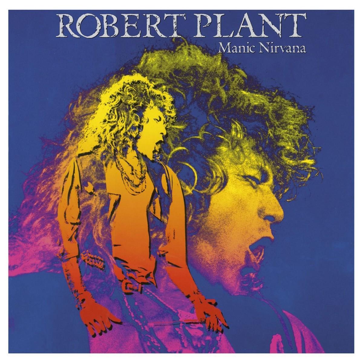Plant, Robert: Manic Nirvana (1990)