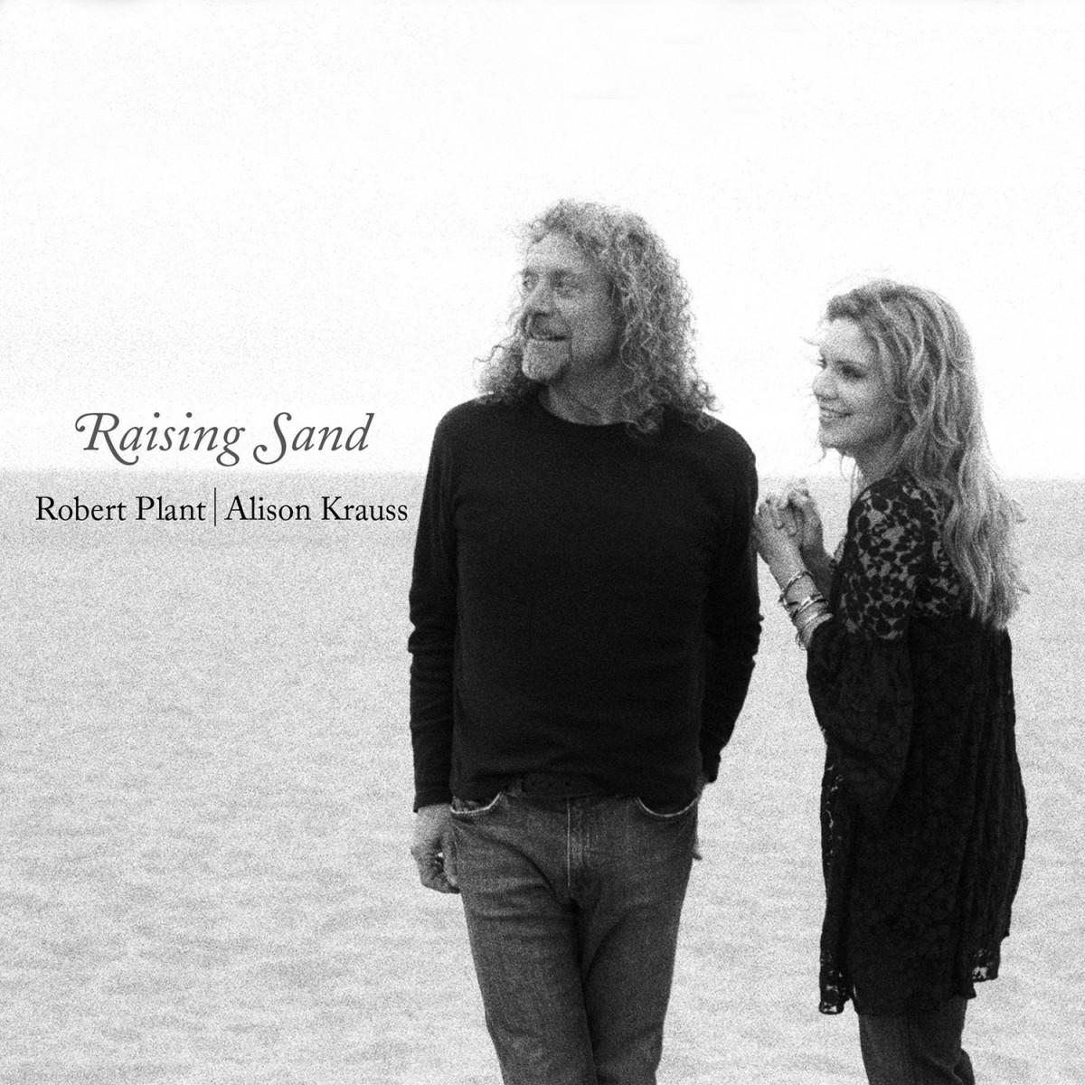 Plant, Robert and Krauss, Alison: Raising Sand (2007)