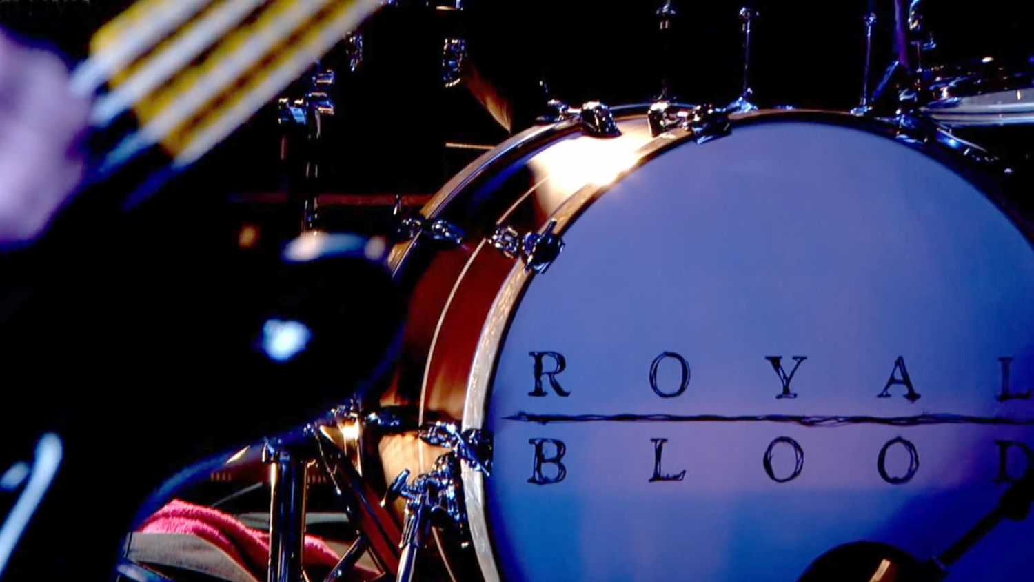 Royal Blood bei BBC Two (2014)
