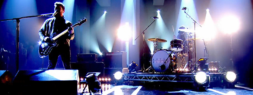 Royal Blood bei BBC Two (2014) - Header