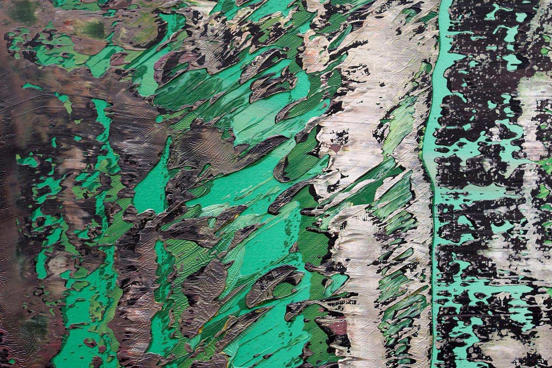 Richter, Gerhard: Abstraktes Bild (1988) - Ausschnitt 1