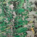 Richter, Gerhard: Abstraktes Bild (1988) - Ausschnitt 2