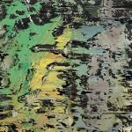 Richter, Gerhard: Abstraktes Bild (1988) - Ausschnitt 3
