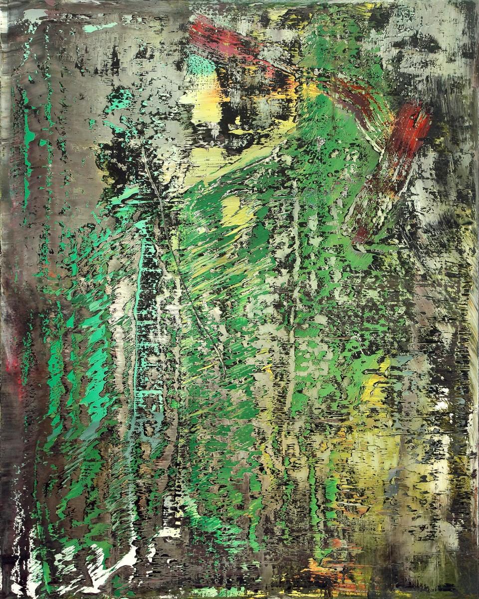 Richter, Gerhard: Abstraktes Bild (1988)