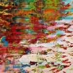Richter, Gerhard: Abstraktes Bild (1991) - Ausschnitt 4