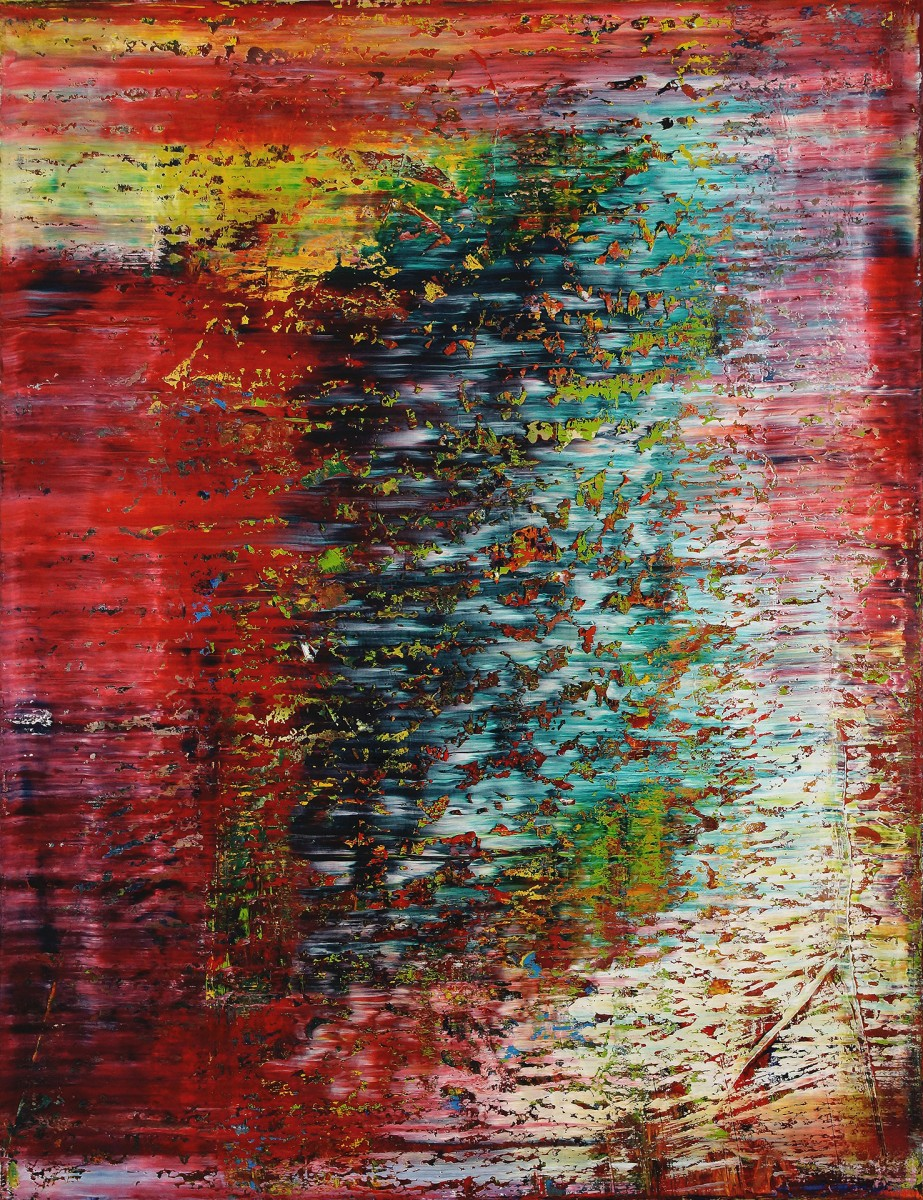 Richter, Gerhard: Abstraktes Bild (1991)