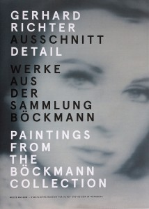 Richter, Gerhard: Ausschnitt - Werke aus der Sammlung Böckmann: Ausstellungskatalog (2014)