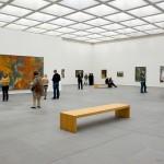 Richter, Gerhard: Ausschnitt - In der Ausstellung (2014)