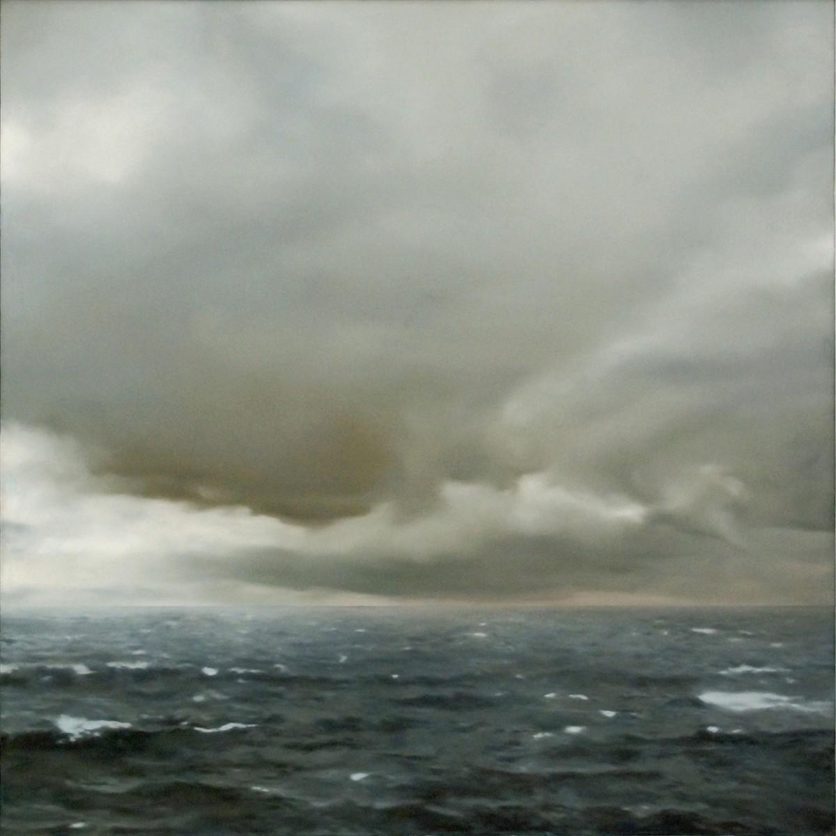Richter, Gerhard: Seestück (bewölkt) (1969)