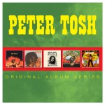 Tosh, Peter: Original Album Series (Bush Doctor (1978), Mystic Man (1979); Wanted Dread and Alive (1981), Mama Africa (1983), No Nuclear War (1987) (2014)