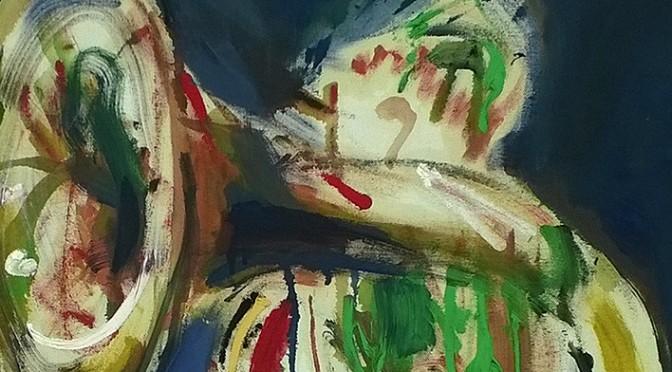 Hans Artmann: Brüder von Mücke (Header) (2014)
