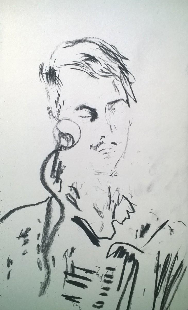 Hans Artmann: Maxi Pongratz (2015)