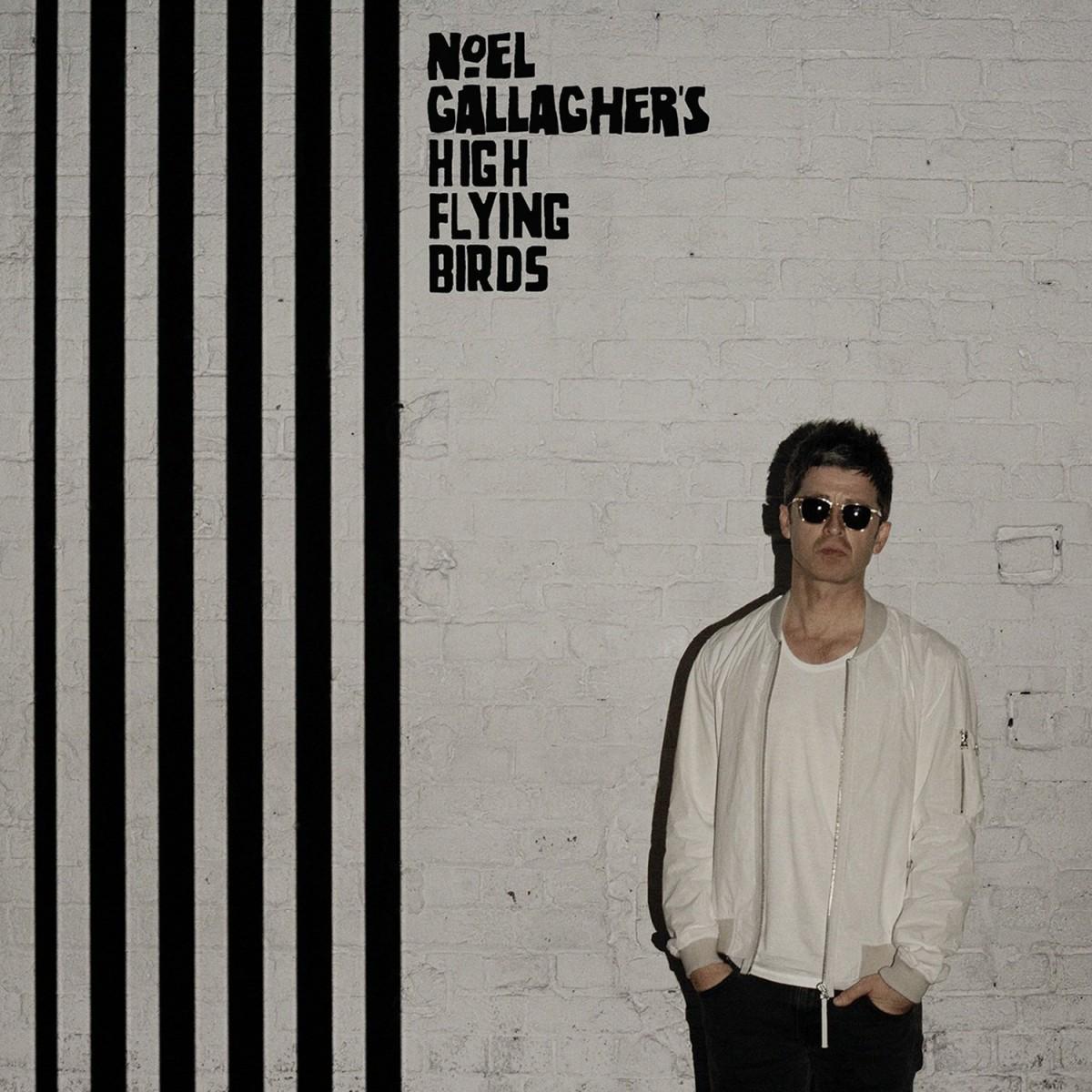 Noel Gallagher's High Flying Birds: Chasing Yesterday (2015)