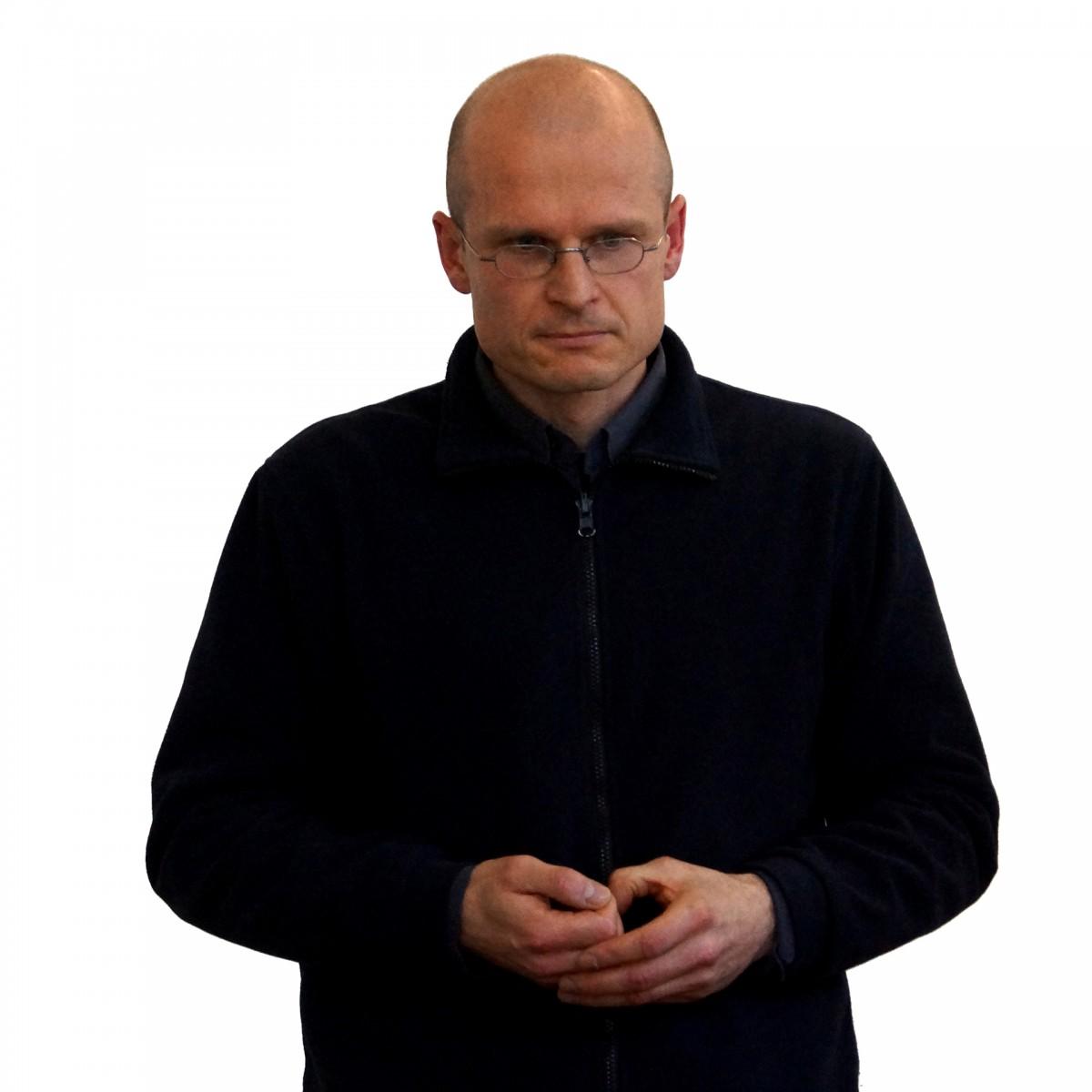 Jürgen Krause (Bild 1): Künstler im Gespräch – Kunsthaus Nürnberg (2015)