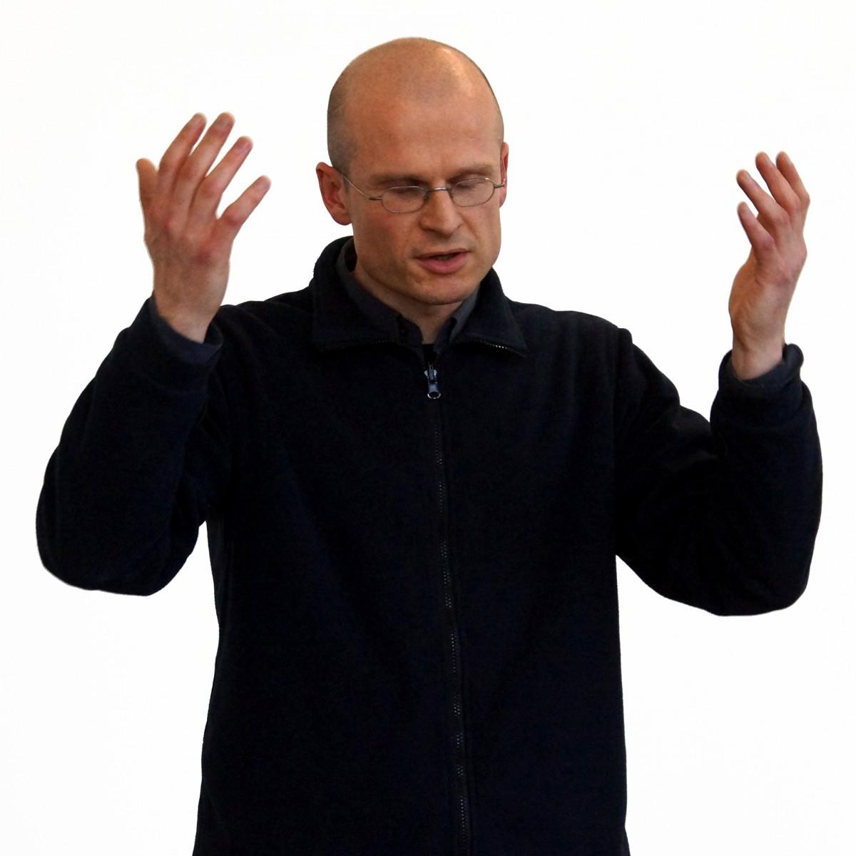 Jürgen Krause (Bild 3): Künstler im Gespräch – Kunsthaus Nürnberg (2015)