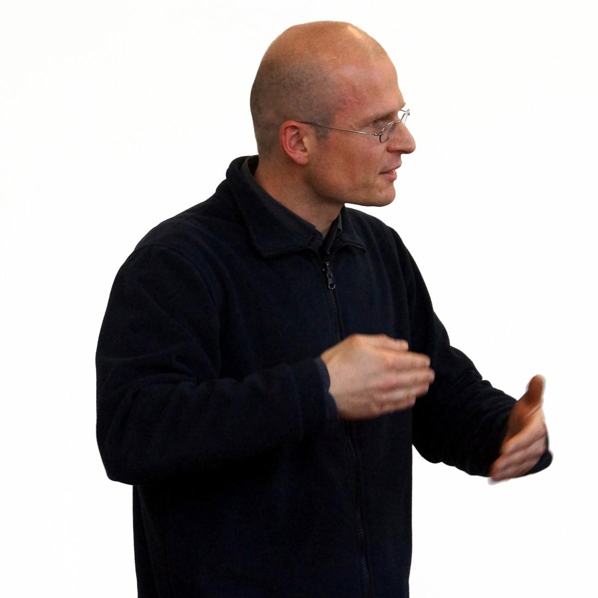 Jürgen Krause (Bild 7): Künstler im Gespräch – Kunsthaus Nürnberg (2015)