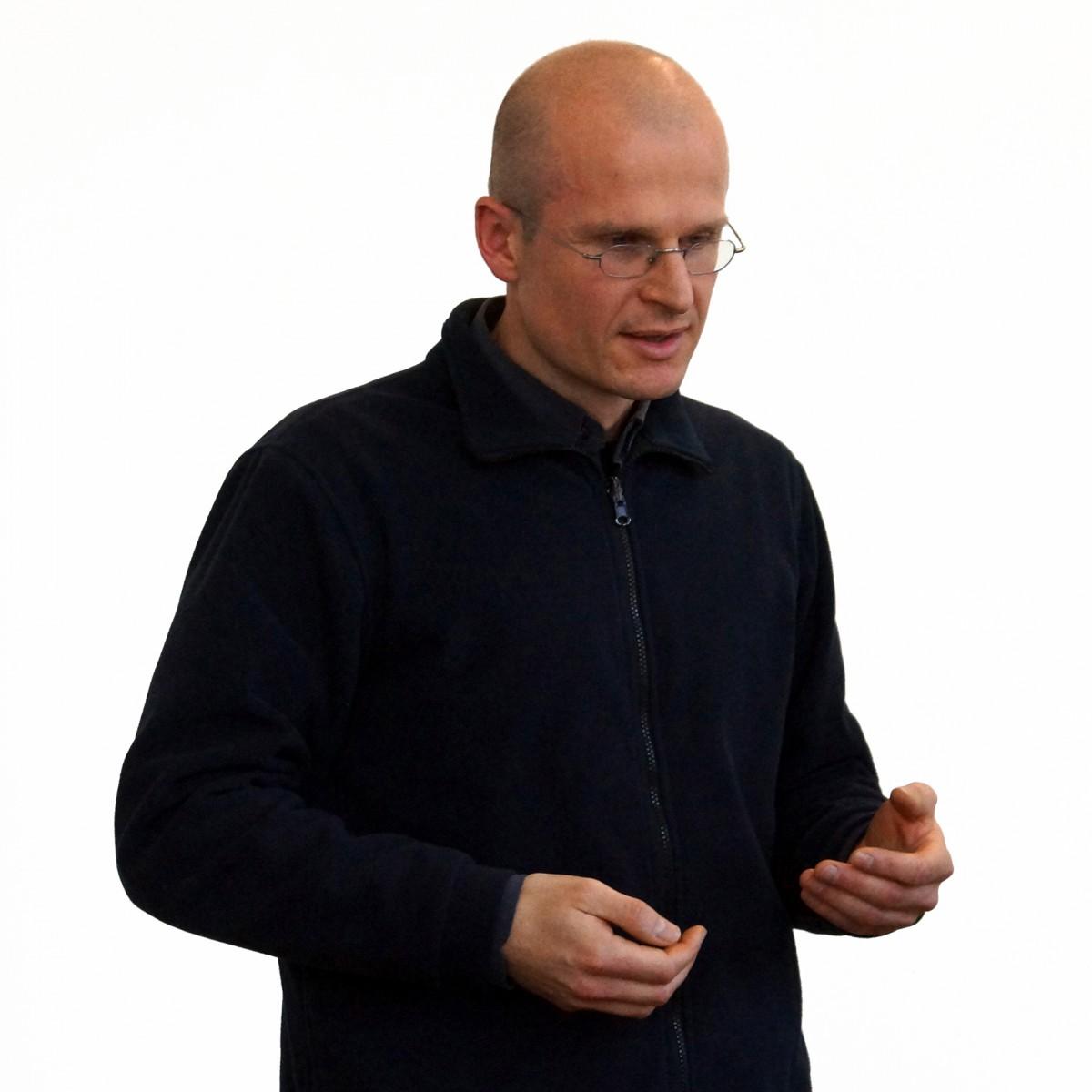 Jürgen Krause (Bild 8): Künstler im Gespräch – Kunsthaus Nürnberg (2015)