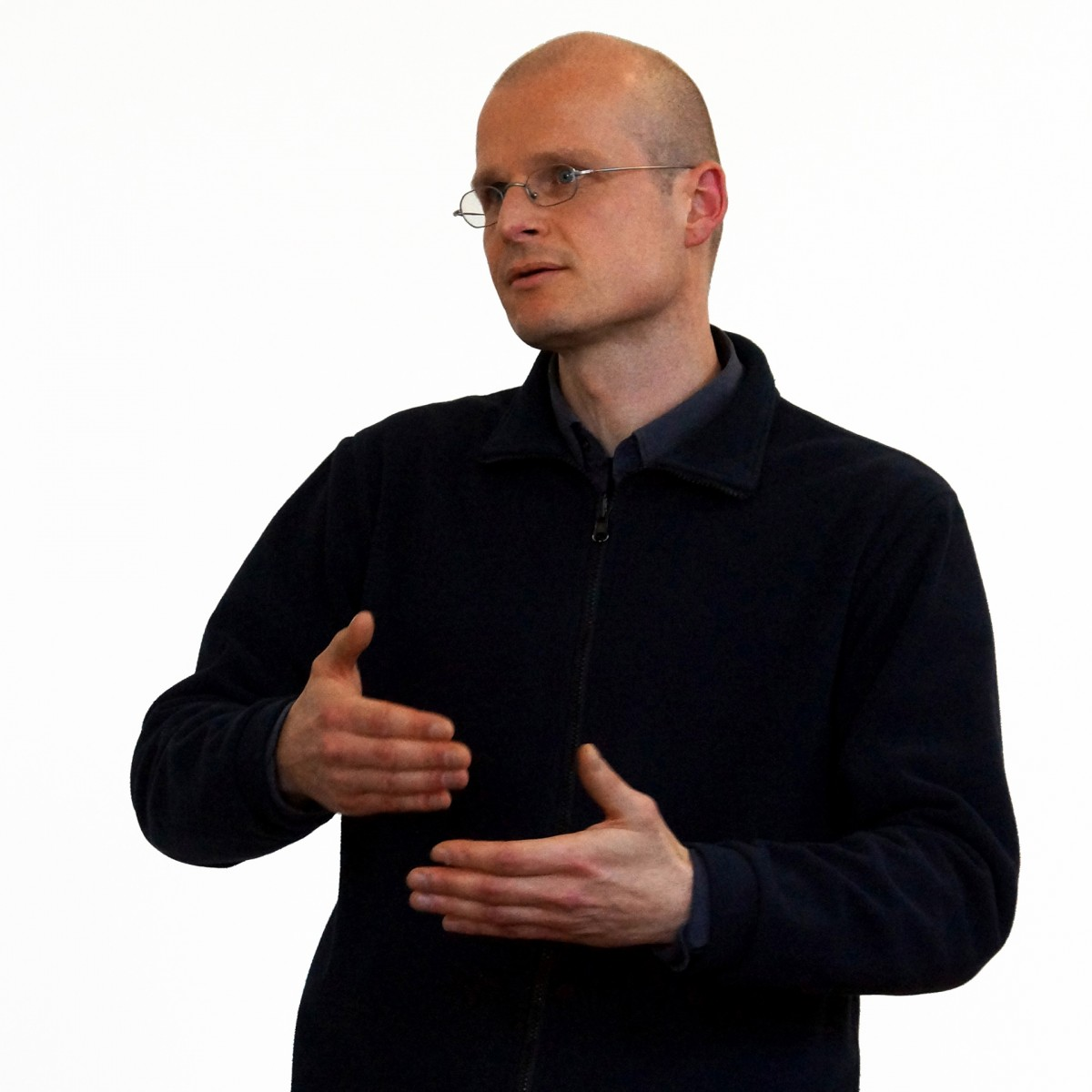 Jürgen Krause (Bild 9): Künstler im Gespräch – Kunsthaus Nürnberg (2015)