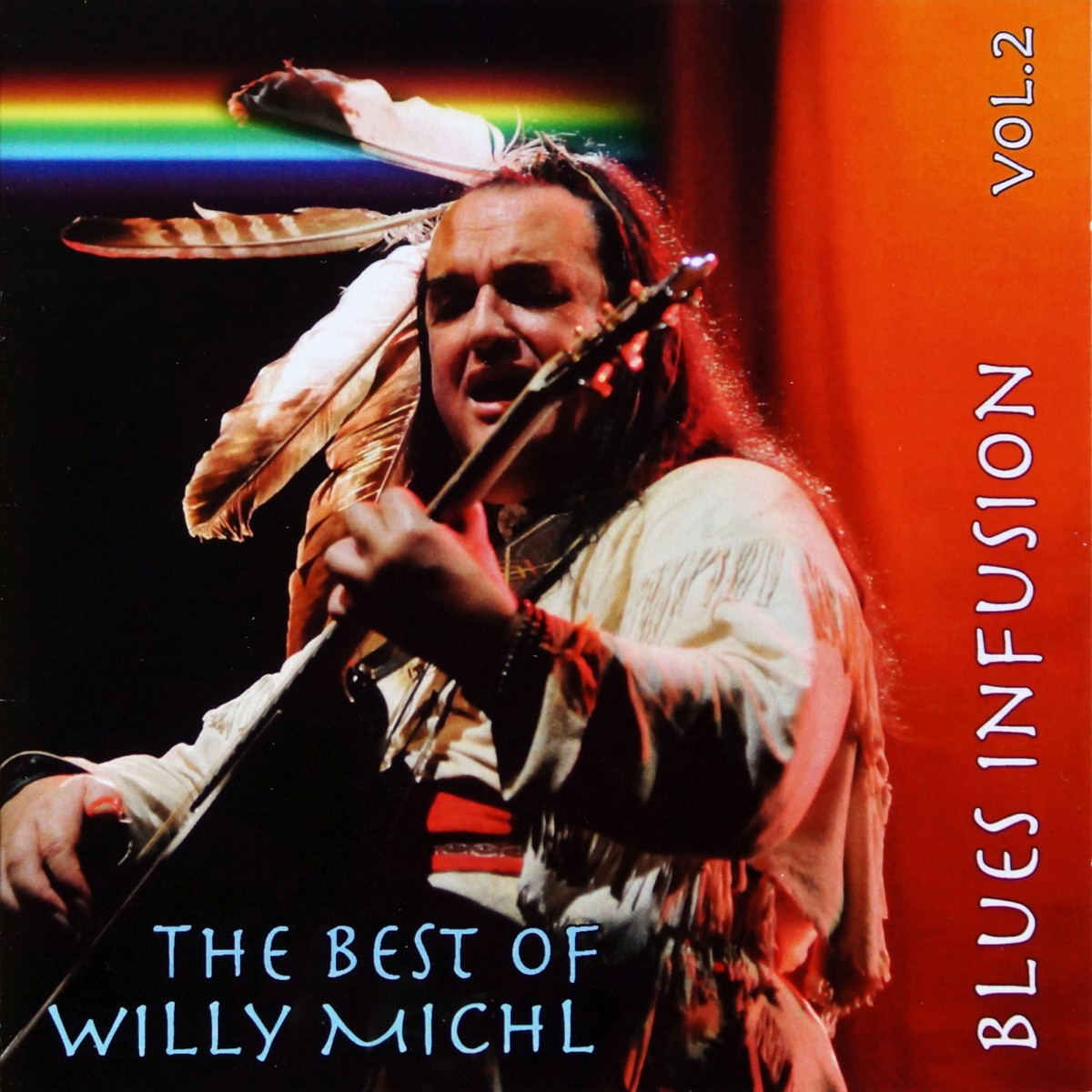 Michl, Willy: Blues Infusion Vol. 2 (2014)