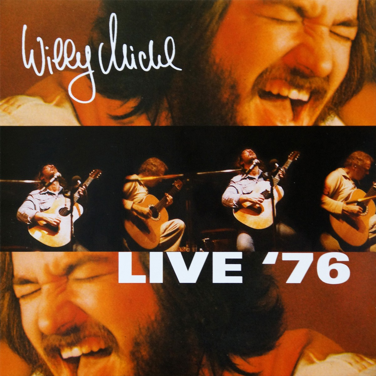 Michl, Willy: Live '76 (1976)