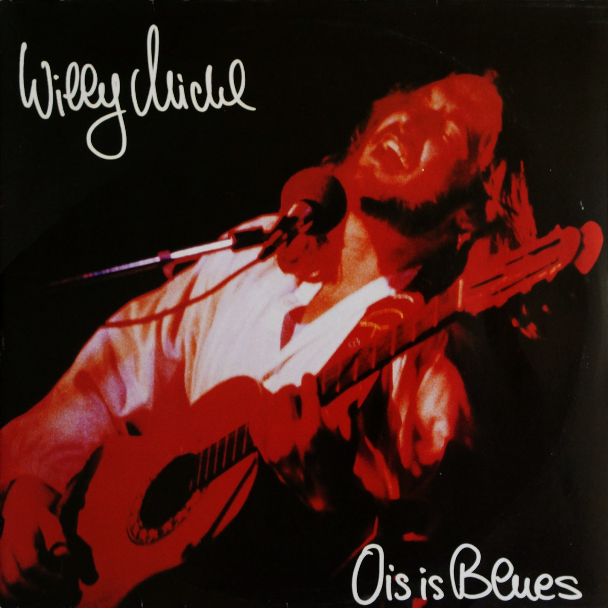 Michl, Willy: Ois is Blues (1979)