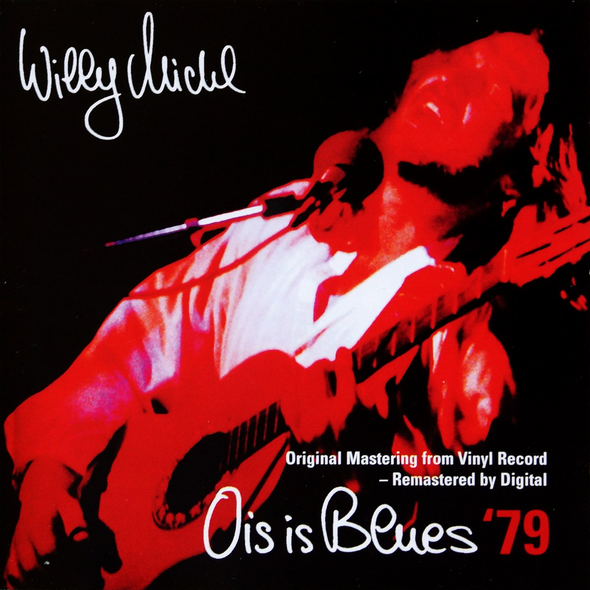 Michl, Willy: Ois is Blues '79 (1979)