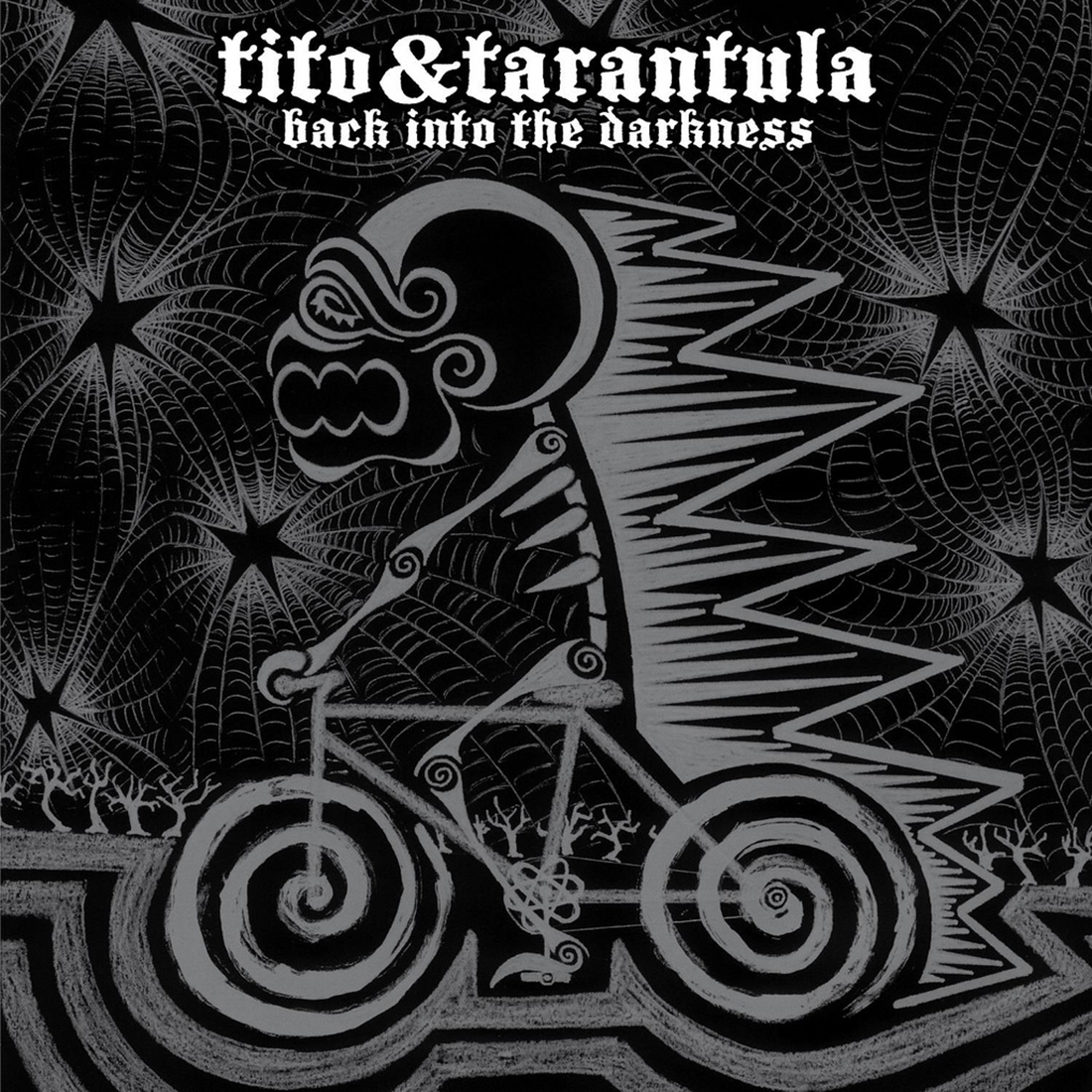 Tito & Tarantula: Back Into the Darkness (2008)