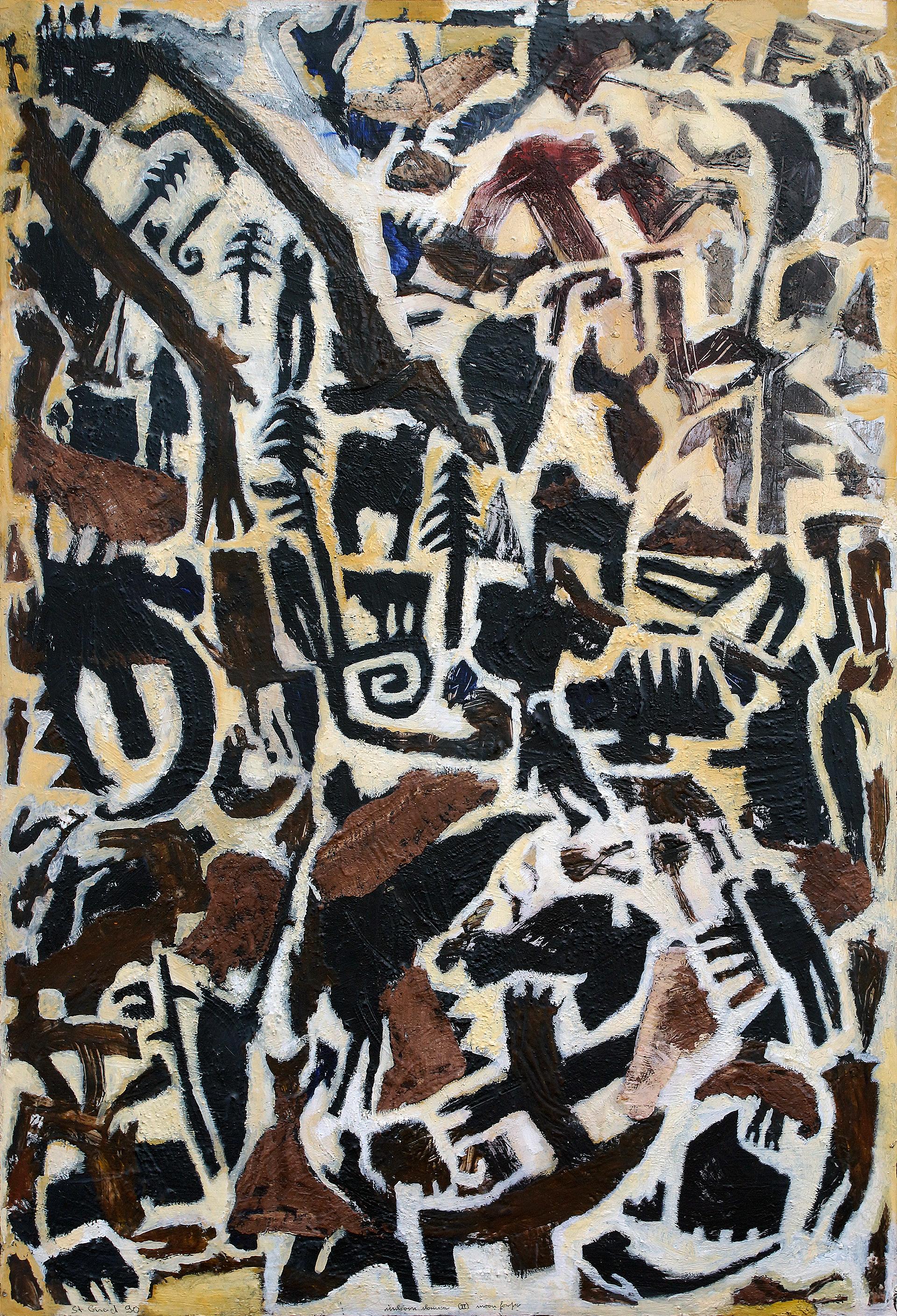 Stefan Gnad: Afrika (1990)
