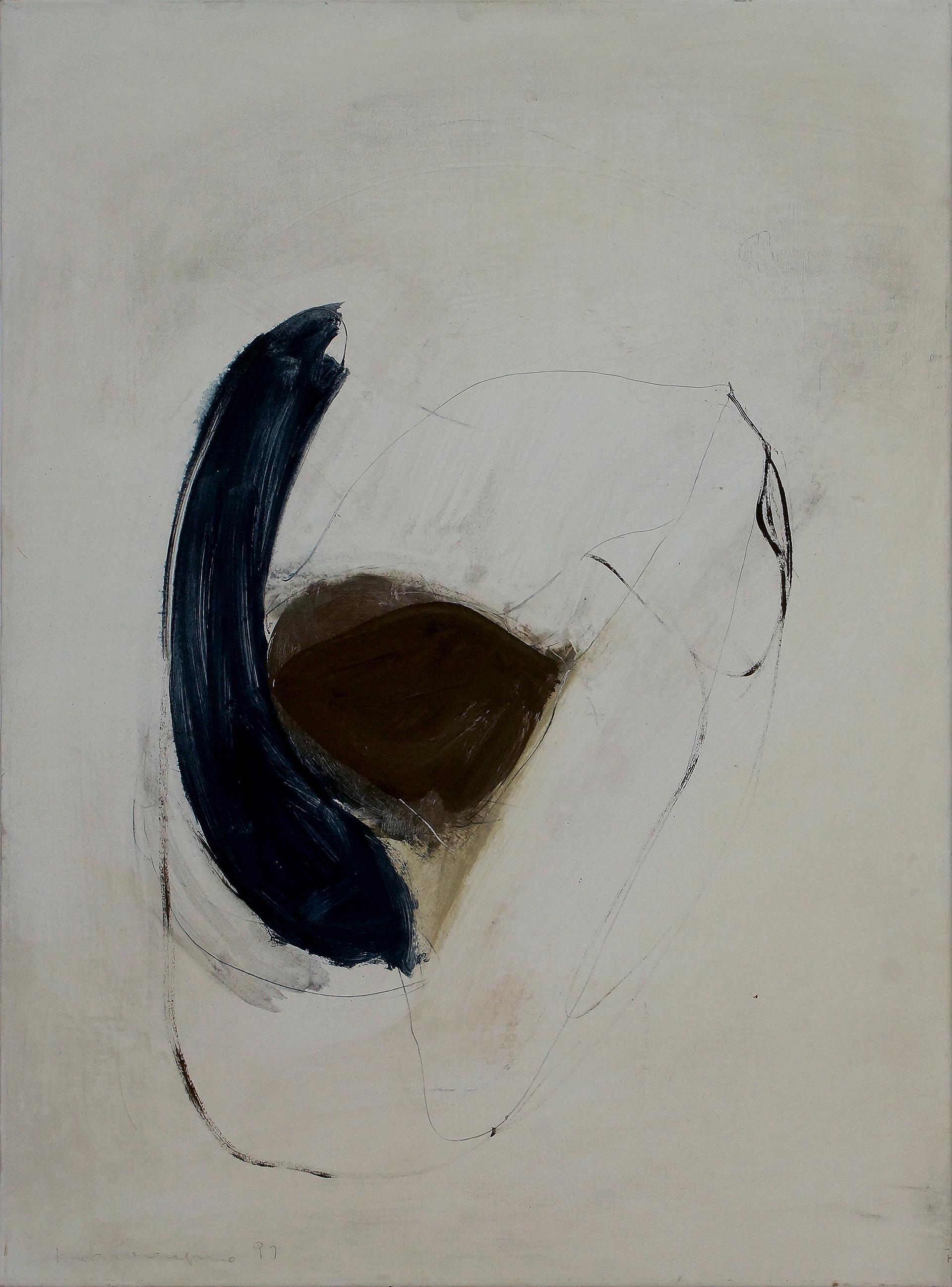 Peter Krawagna: ohne Titel 1 (1991)