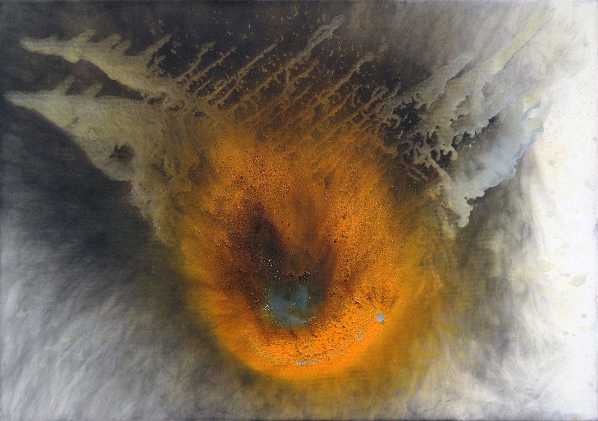 Otto Piene: Menow Sensation (1976)