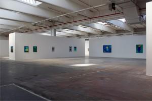 von ZERO an: eine 6000 qm große Industriehalle wurde zu einer phänomenalen Kunsthalle umgebaut
