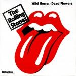 Rolling Stones: Wild Horses / Dead Flowers (2015)