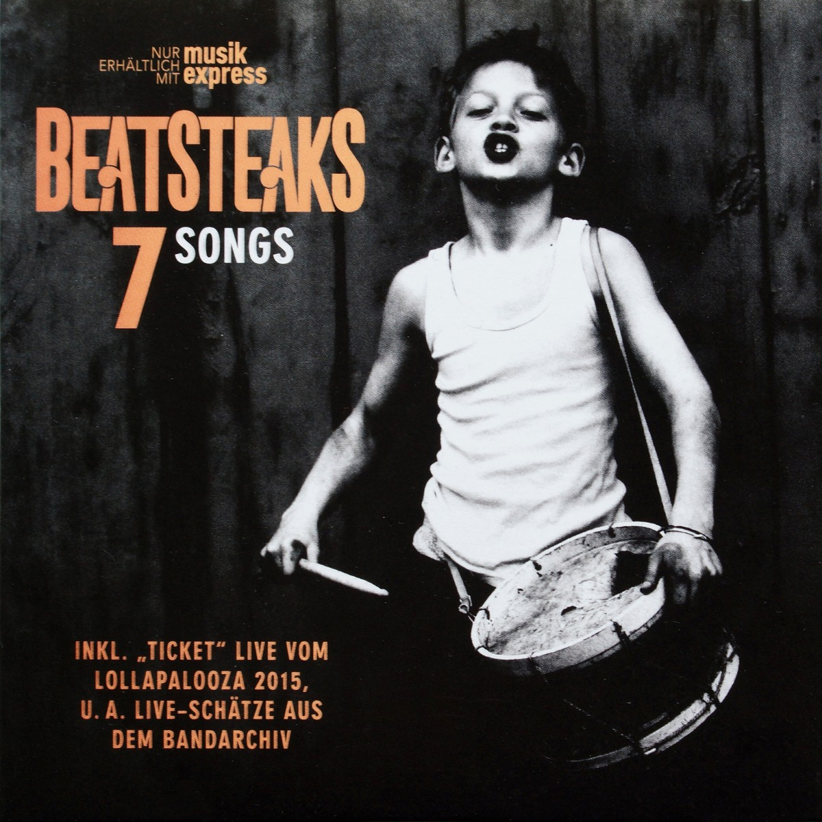 Beatsteaks: 7 Songs (2015)