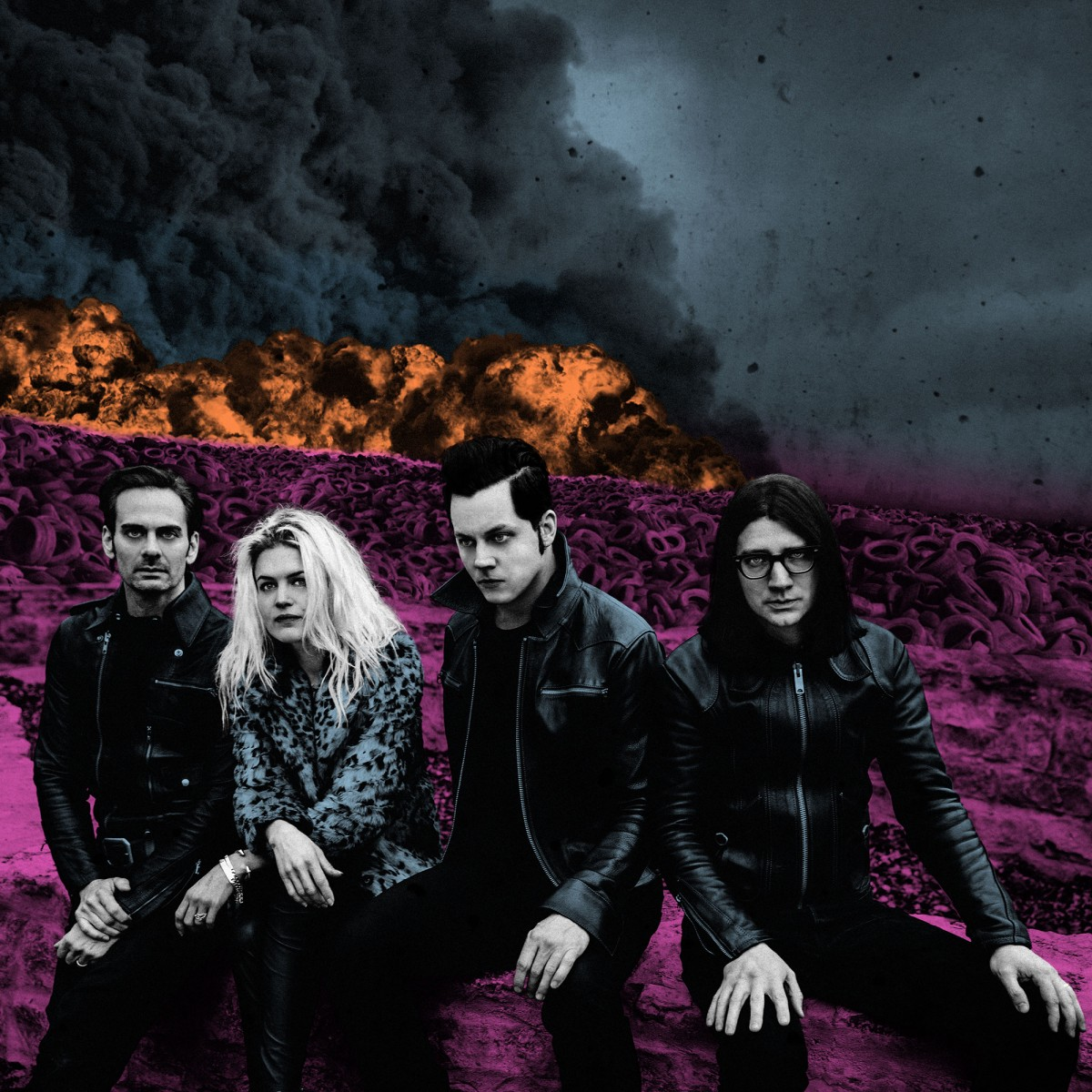 Dead Weather: Dodge And Burn (2015)