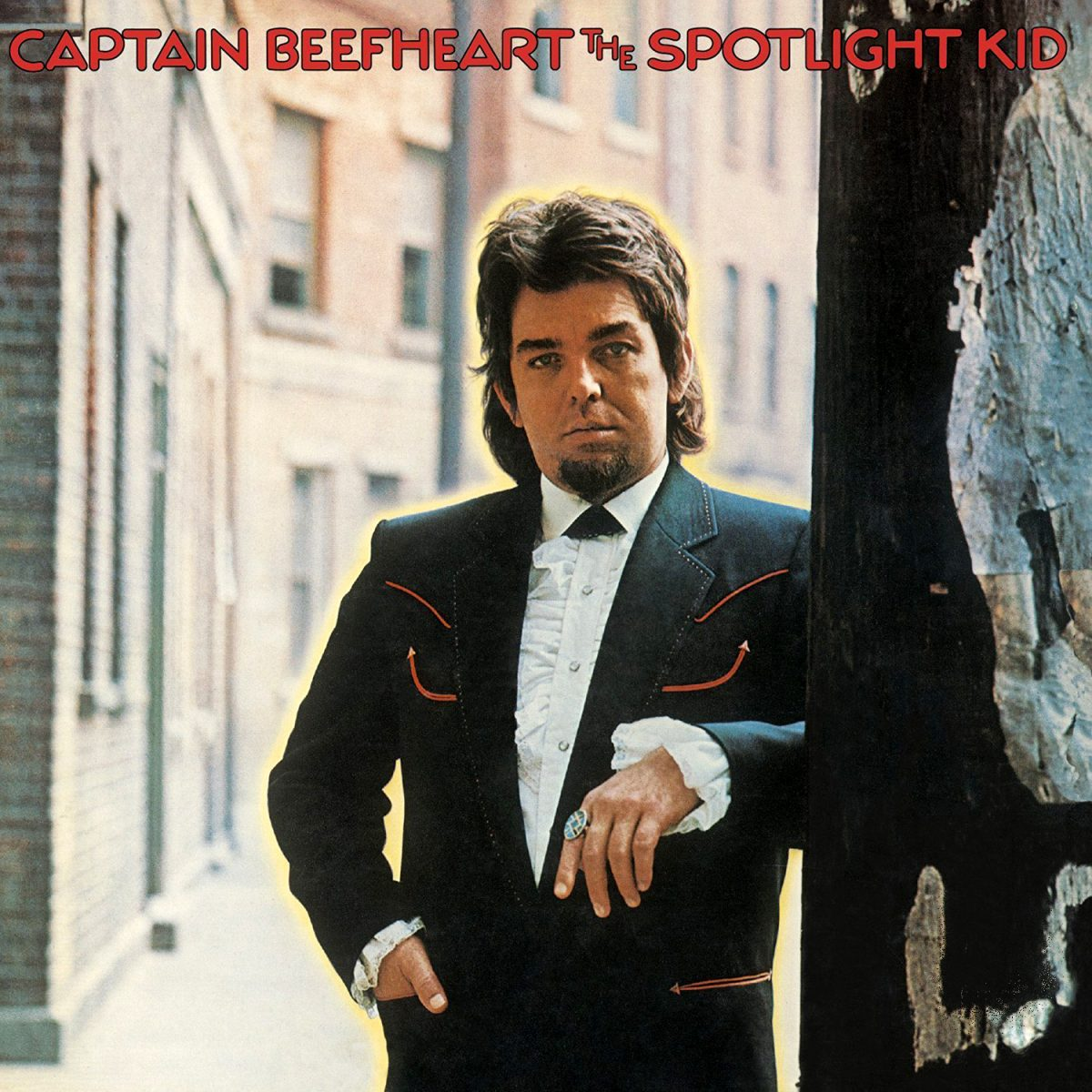 Captain Beefheart And The Magic Band: The Spotlight Kid / Clear Spot (1972)