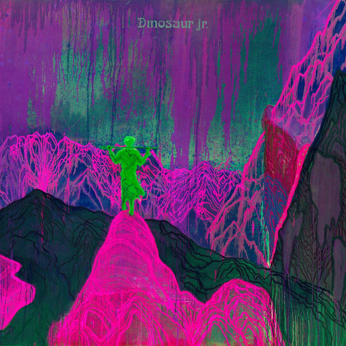 Dinosaur Jr.: Give A Glimpse Of What Yer Not (2016)