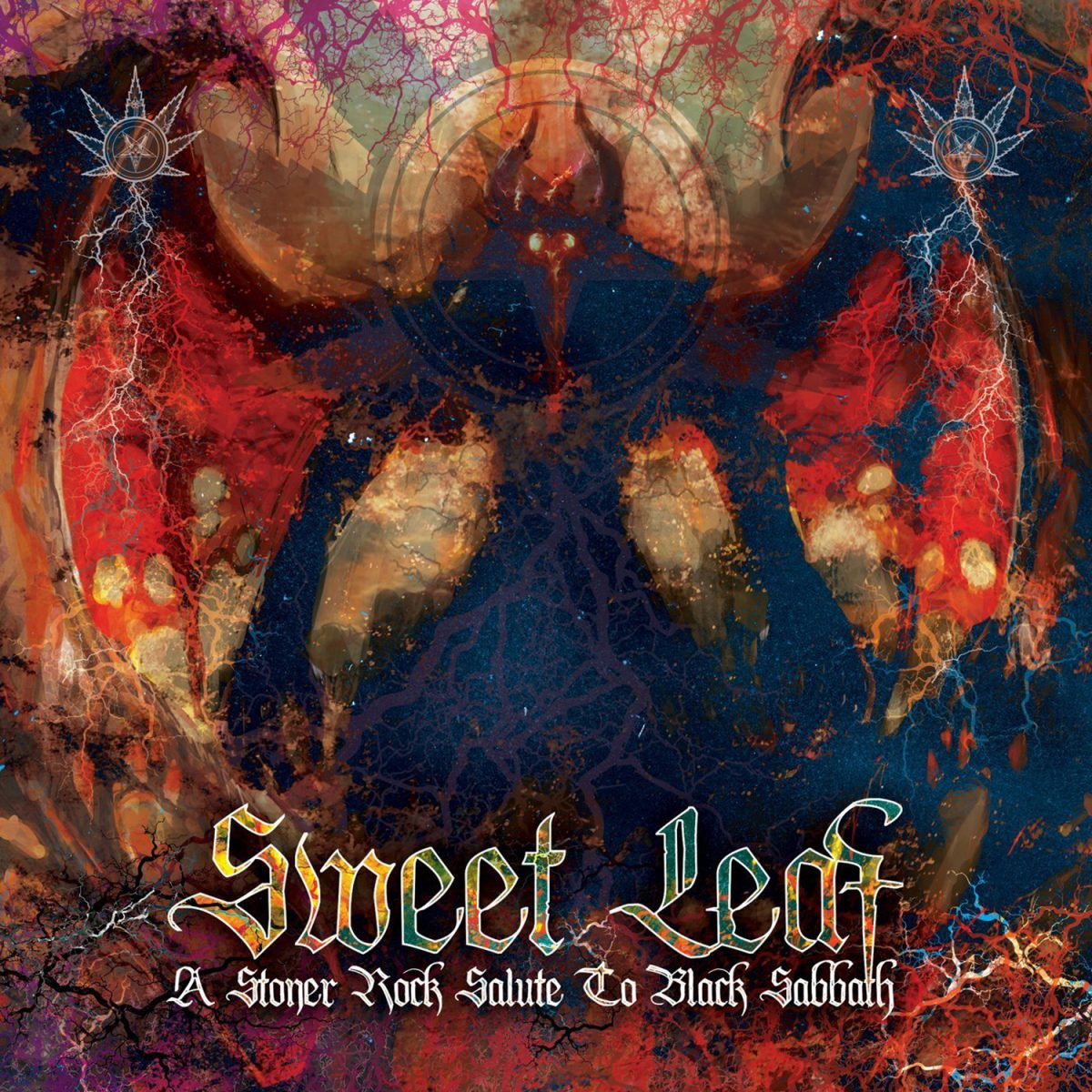 Diverse: Sweat Leaf - A Stoner Rock Salute To Black Sabbath (2015)