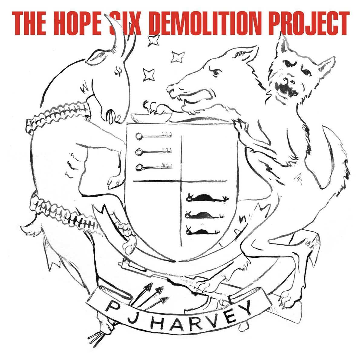 Harvey, PJ: Hope Six Demolition Project (2016)