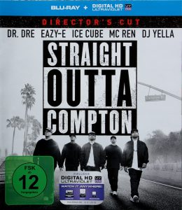 N.W.A.: Straight Outta Compton [Director's Cut] (2016)