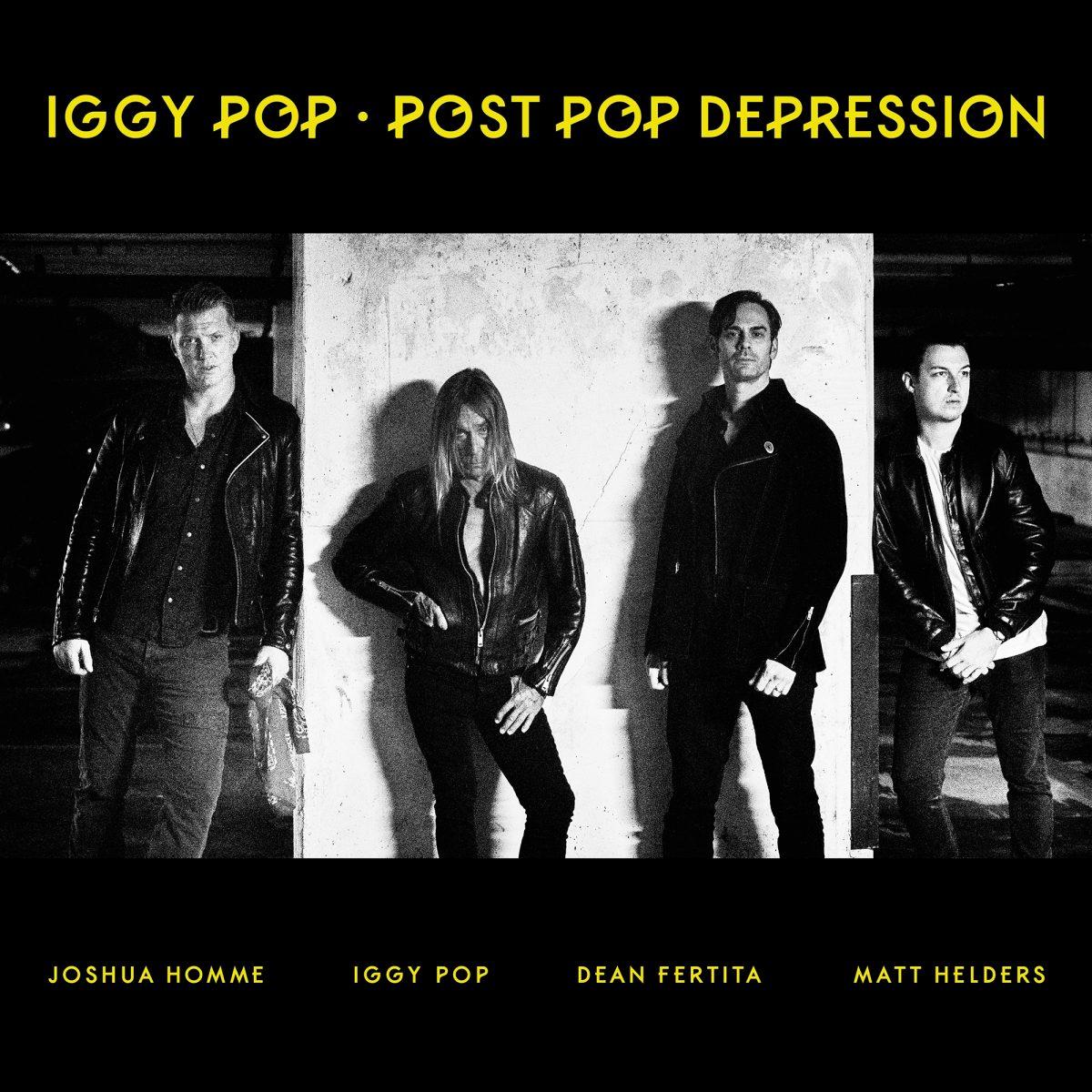 Pop, Iggy: Post Pop Depression (2016)