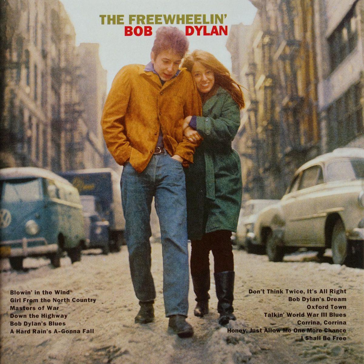 Dylan, Bob: The Freewheelin' Bob Dylan (1963)