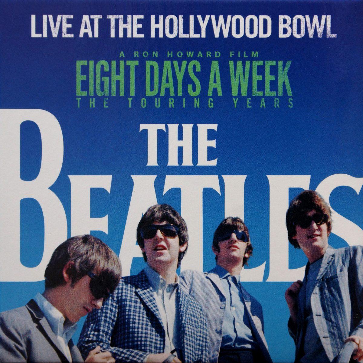 Beatles: Live At The Hollywood Bowl (1977)