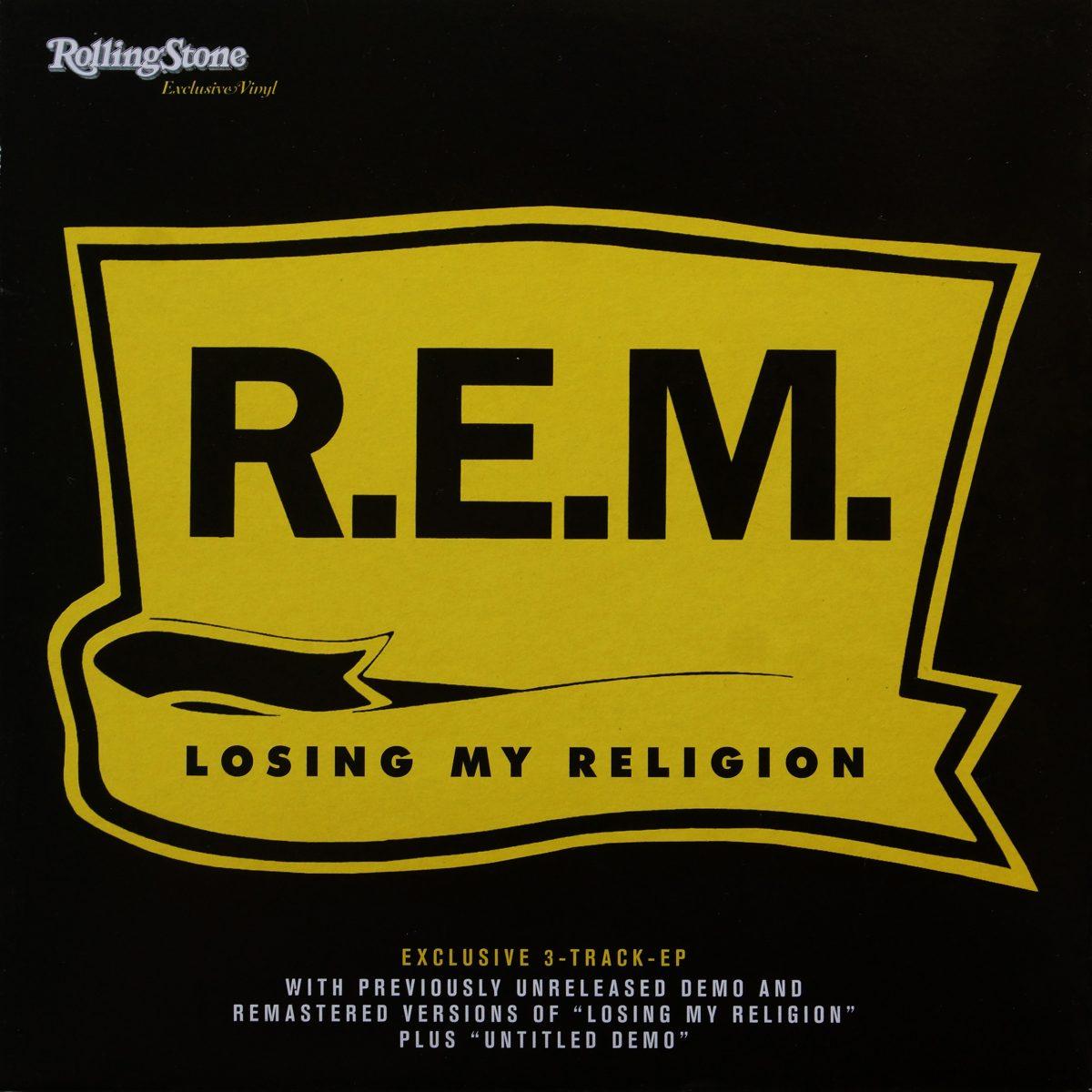 R.E.M.: Losing My Relegion (Rolling Stone Exclusive Vinyl) (2016)
