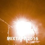 Mixtape 2016 - CD-Cover Rückseite innen (2016)