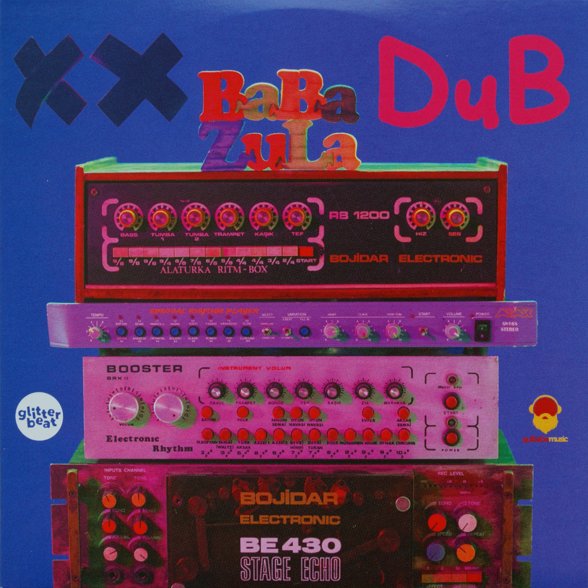 Baba Zula: XX Dub (2017)