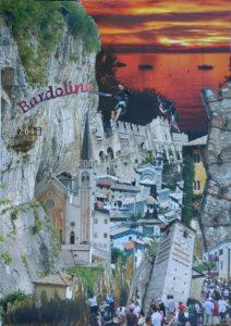 Urlaubscollage Bardolino 2018