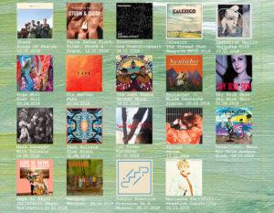 Musik zur Zeit – CD-Cover Rückseite innen (2018)